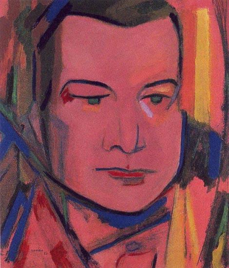 «Saudades do Carlos de Oliveira», acrílico s/ tela, 53 x 45, 1988, col. particular. Exposto na Galeria Nasoni (1989), em Vila Franca de Xira (1991), na exposição Carlos de Oliveira (1992).