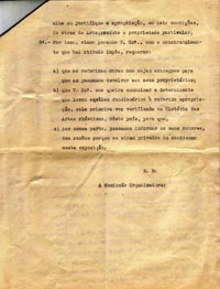 Carta Ministro do Interior - 2ª parte