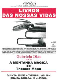 Livros das nossas vidas: A Montanha Mágica