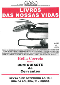 Livros das nossas vidas - D. Quixote